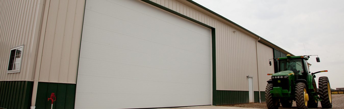 Commercial garage doors minneapolis st paul mn aker for Garage doors blaine mn