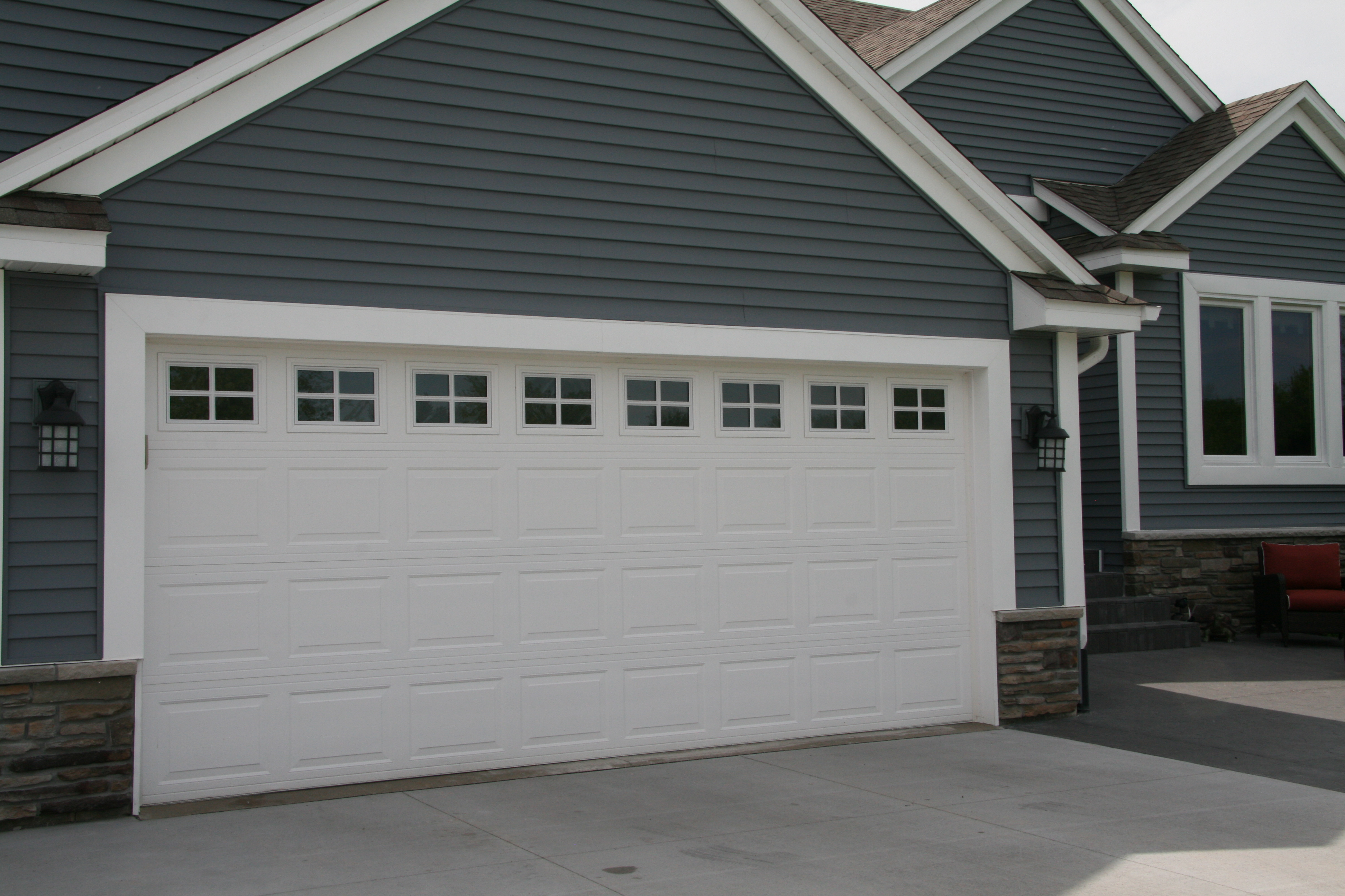 Aker garage door dandk organizer for Garage doors blaine mn